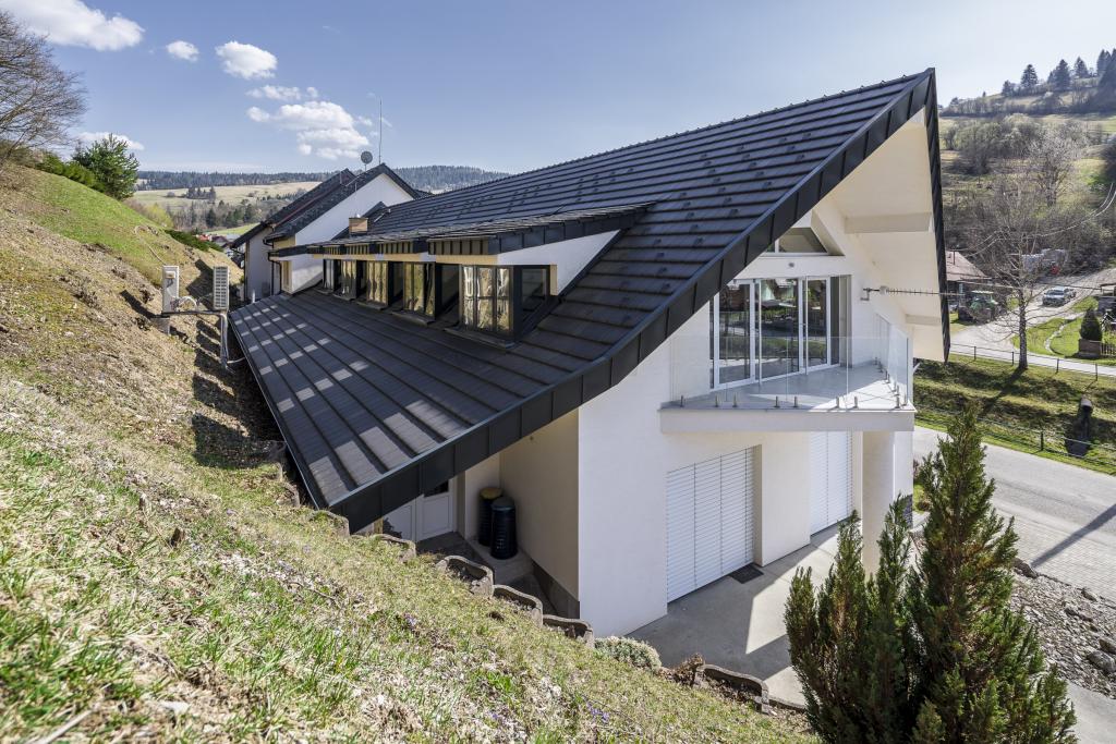 Rekonstrukcia strechy a krovu