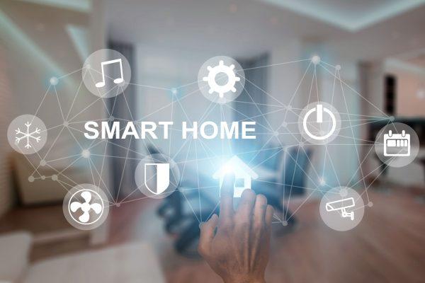smart homes inteligentne domacnosti