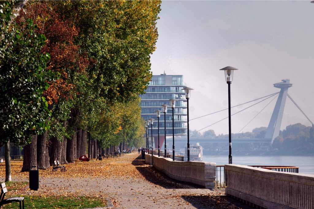 rozvoj mesta Bratislava